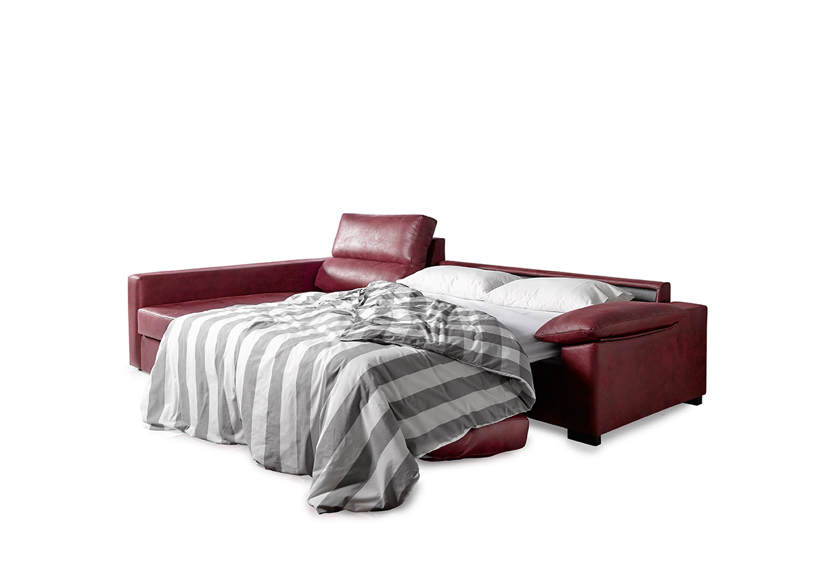 SOFÁ CHAISELONGUE CAMA LEYRE - MPL