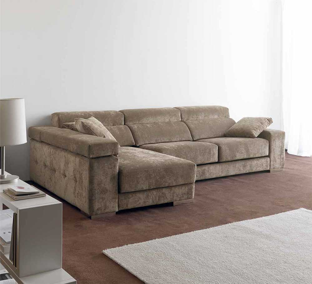 SOFA CHAISELONGUE ARES - R.G
