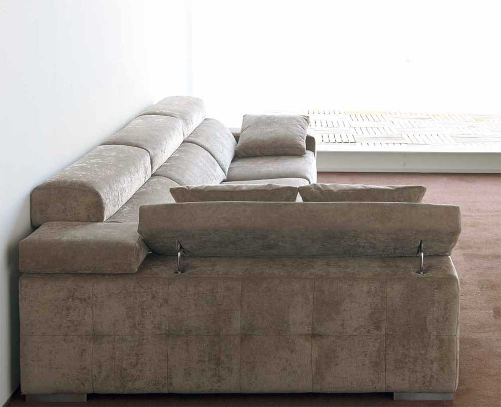 SOFA CHAISELONGUE ARES BRAZO MOVIBLE - R.G