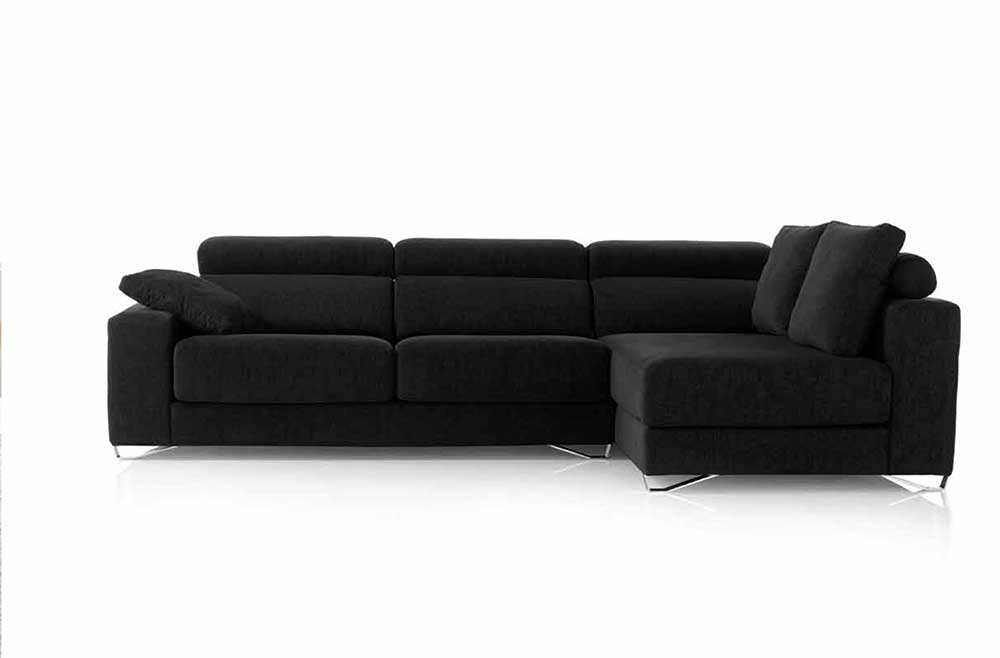 SOFA CHAISELONGUE ARES OPCION PATAS - R.G