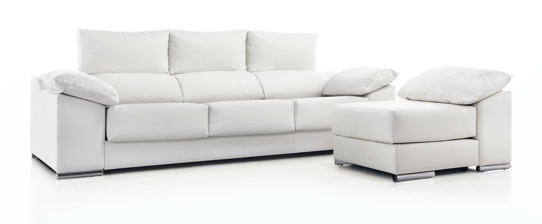 SOFA CHAISELONGUE MOVIBLE BOMBAY - R.G