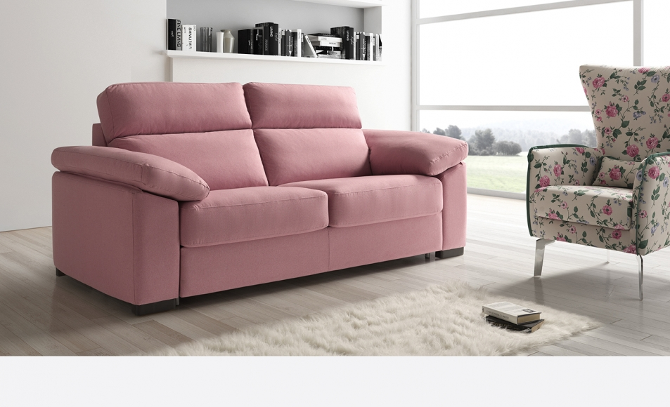 LOTUS SOFA CAMA 2 - M.T