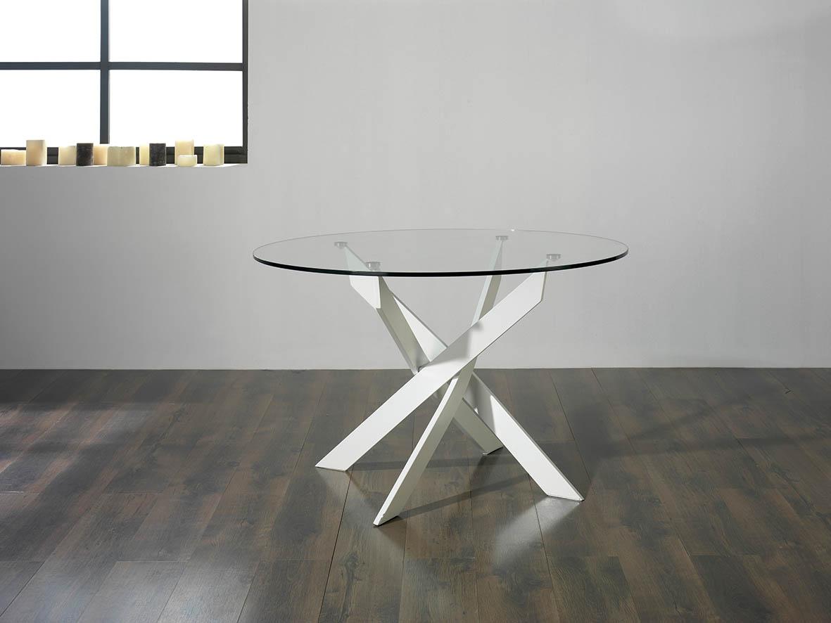 mesa circular patas aspas 0007