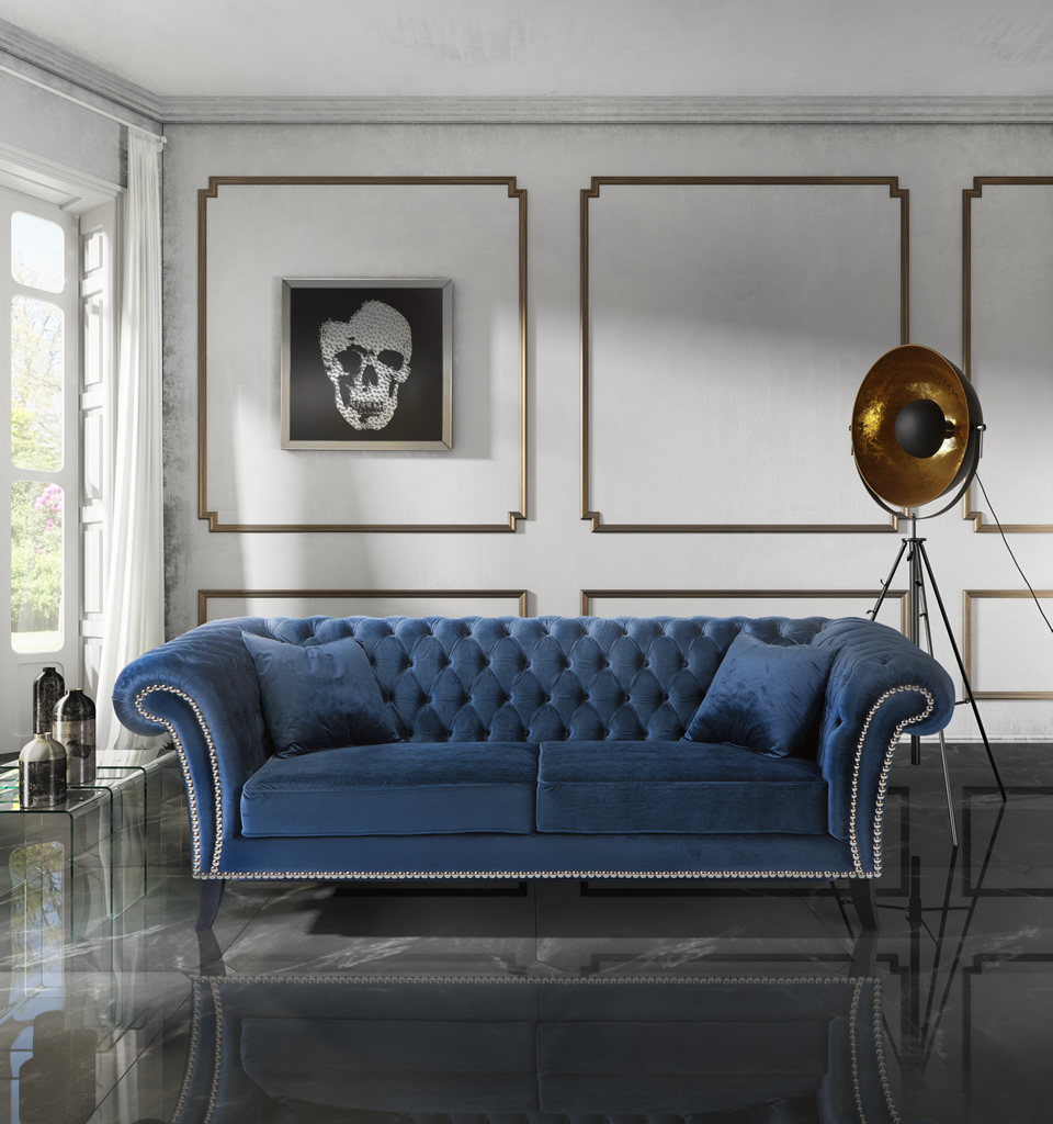 SOFA CHESTER LUX - D.H