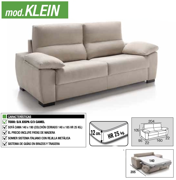 TMY-Klein