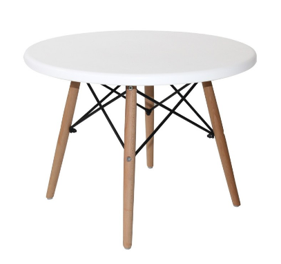 mesa dalí baby blanco csth