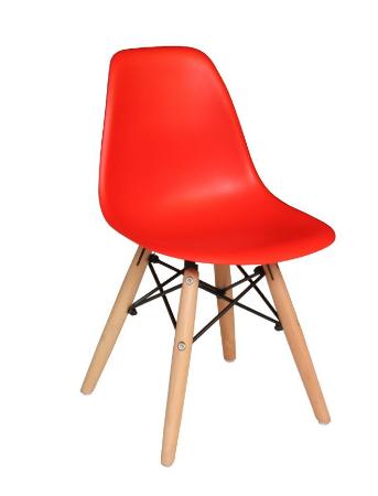 silla dalí baby rojo csth