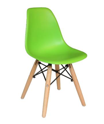 silla dalí baby verde csth