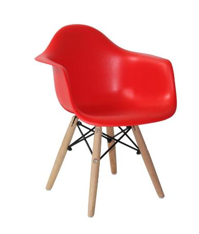 sillón dalí baby rojo csth