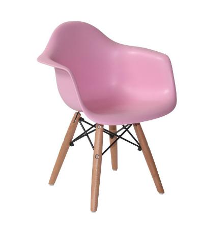 sillón dalí baby rosa csth